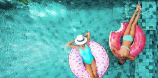 flotteurs piscine - cover