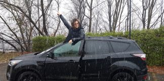 Ford Escape, Véro à Bromont